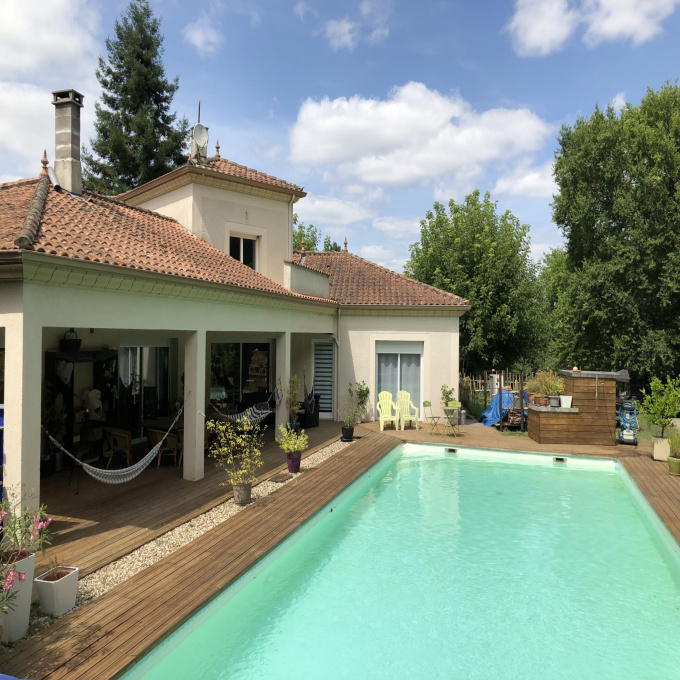 Offres de vente Villa Casteljaloux (47700)