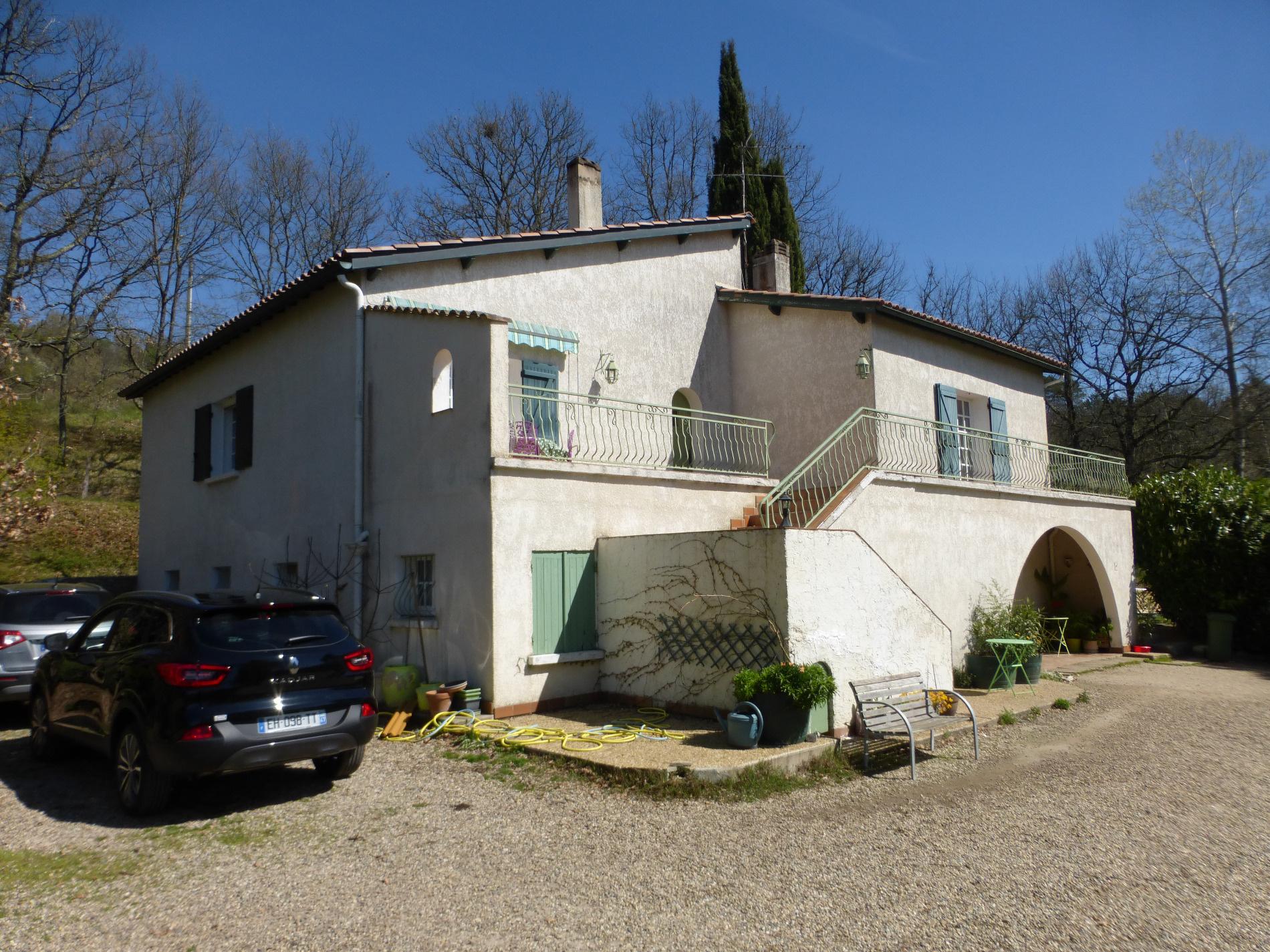Annonce vente maison casteljaloux 47700 160 m 180 for Vente de bien immobilier atypique