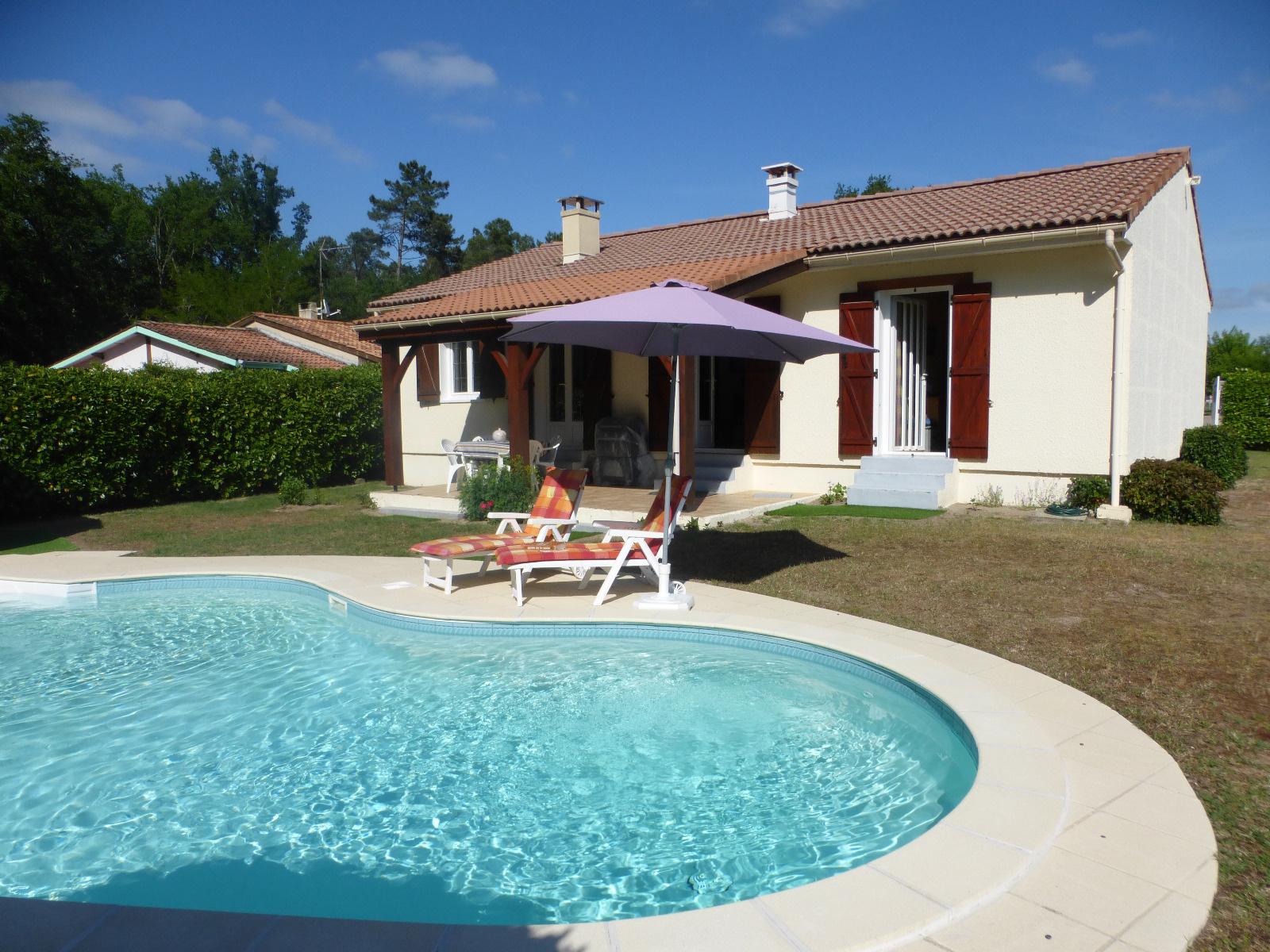 R sultat de votre recherche avec marboutin immobilier for Casteljaloux piscine